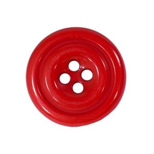Пуговицы пальто-костюм 4-х пр 27.5 мм цвет 8810/40 красный упаковка 12 шт