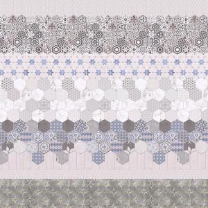 Бельевое полотно 220 см набивное арт 234 Тейково рис 21132 вид 1