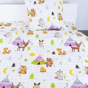 Детское постельное белье из бязи Шуя 1.5 сп 92591 ГОСТ