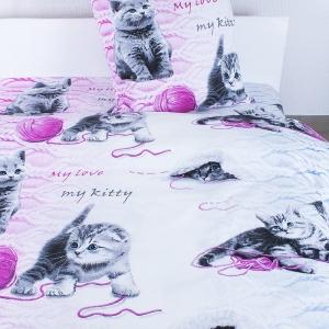 Детское постельное белье из бязи Шуя 1.5 сп 86841 ГОСТ