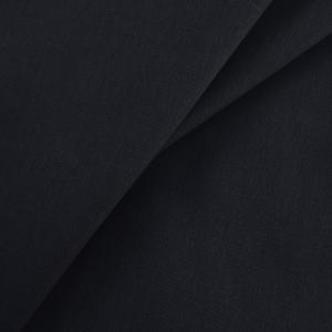 Бязь гладкокрашеная 120гр/м2 150 см ТД цвет черный