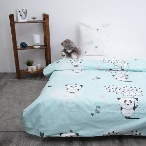 Детское постельное белье из поплина 1.5 сп Бублик 3046-1