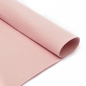 Фоамиран в листах 1 мм 50/50 см уп 10 шт MG.A027 цвет светло-розовый