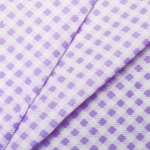 Ткань на отрез бязь плательная 150 см 1701/6 цвет сирень