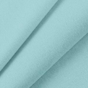 Ткань на отрез рибана с лайкрой М-2068 цвет ментол