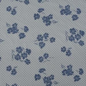 Ткань на отрез кулирка Василёк 2286-V2 цвет серый