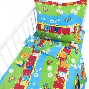 Постельное белье в детскую кроватку Бязь 100 гр/м2 3