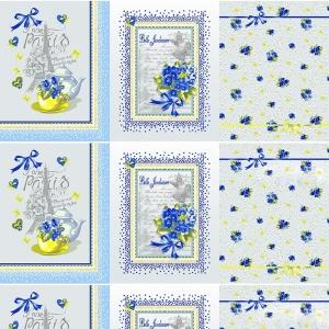 Рогожка 150 см 11091/1  Виола полотенце