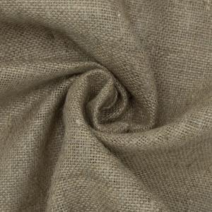 Ткань на отрез мешковина джут 49/60 360 гр/м2 01