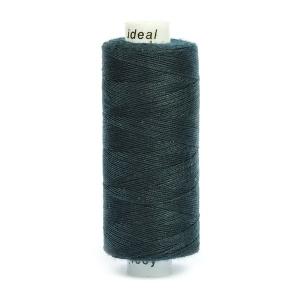 Нитки бытовые Ideal 40/2 100% п/э 245 синий