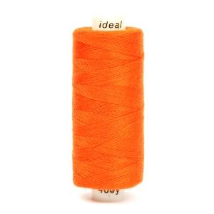 Нитки бытовые Ideal 40/2 100% п/э 382 рыжий