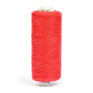 Нитки бытовые Ideal 40/2 100% п/э 164 красный
