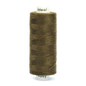 Нитки бытовые Ideal 40/2 100% п/э 286 коричневый