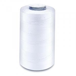 Нитки 100% п/э MAX 40/2 ST 5000 цвет белый