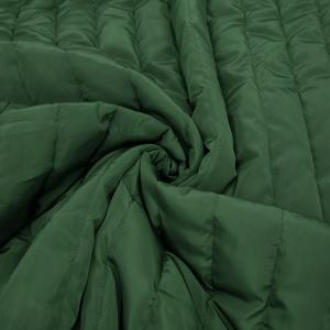 Курточная ткань на отрез цвет зеленый