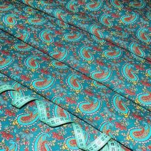 Ткань на отрез бязь плательная 150 см 4914/4