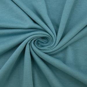 Ткань на отрез кулирка 6686 цвет ментол