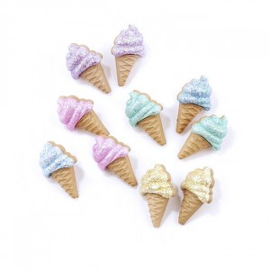 Набор пуговиц JESSE JAMES 4816 GLITTER ICE CREAM CONES 1 упак