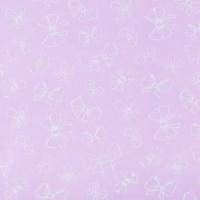 Ткань на отрез поплин 150 см 1770/5 О/М цвет розовый