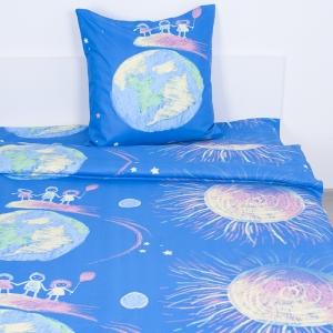 Детское постельное белье из бязи Шуя 1.5 сп 81891 ГОСТ