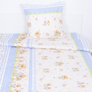 Детское постельное белье из бязи Шуя 1.5 сп 88731 ГОСТ