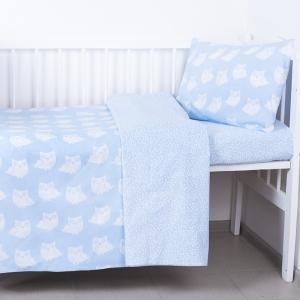 Постельное белье в детскую кроватку 111