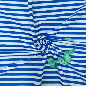 Ткань на отрез бязь плательная 150 см 1552/13А цвет синий