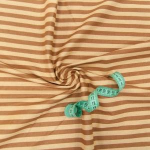 Ткань на отрез бязь плательная 150 см 1552/15 цвет бежевый
