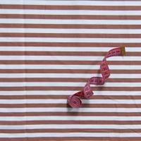 Ткань на отрез бязь плательная 150 см 1552/15А цвет коричневый