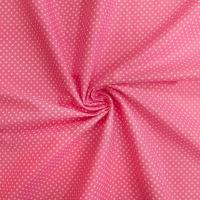 Ткань на отрез бязь плательная 150 см 1554/1 цвет розовый