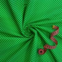 Ткань на отрез бязь плательная 150 см 1554/3 цвет зеленый