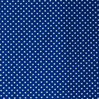Ткань на отрез бязь плательная 150 см 1554/4 цвет василек