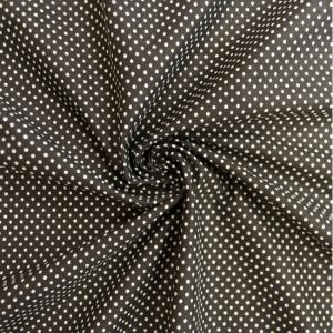 Ткань на отрез бязь плательная 150 см 1554/5 цвет черный