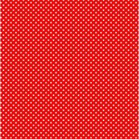 Ткань на отрез бязь плательная 150 см 1554/9 цвет красный