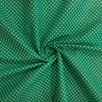Ткань на отрез бязь плательная 150 см 1554/10 цвет изумруд