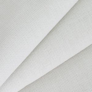 Ткань на отрез рогожка 150 см 12640 цвет пергаментный