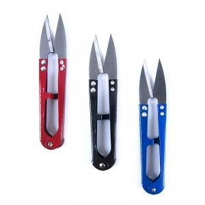Ножницы перекусы 1 металл расцветки в ассортименте