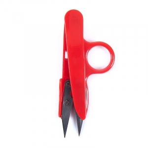 Ножницы перекусы 1 пластик расцветки в ассортименте