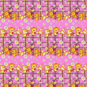 Бязь 100 гр/м2 150 см ТР 0837/3 цвет розовый