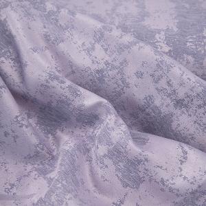 Портьерная ткань на отрез Мрамор 517/23 цвет сиреневый