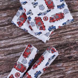 Набор детских пеленок поплин 4 шт 73/120 см 1867