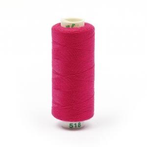 Нитки бытовые Dor Tak 40/2 100% п/э 518 розовый