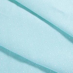 Ткань на отрез бязь плательная 150 см 1753/3 цвет мята