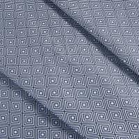 Ткань на отрез бязь плательная 150 см 1753/5 цвет черный