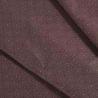 Ткань на отрез бязь плательная 150 см 1753/8 цвет кофе