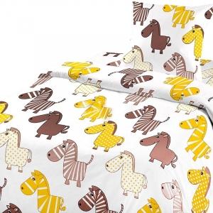 Детское постельное белье из бязи Шуя 1.5 сп 92441 ГОСТ