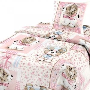 Детское постельное белье из бязи Шуя 1.5 сп 90591 ГОСТ