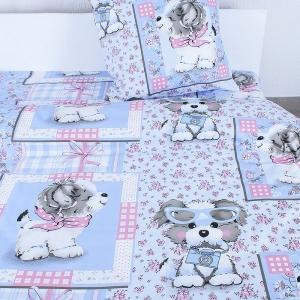 Детское постельное белье из бязи Шуя 1.5 сп 90592 ГОСТ
