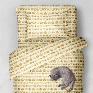 Детское постельное белье из бязи Шуя 1.5 сп 92202 ГОСТ