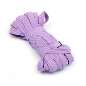 Резинка с42 10 мм цвет фиолетовый 10 м